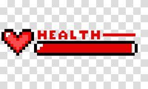 Health Bar Health Minecraft Pixel Art Video Game Health Bar Transparent Background Png Clipart Pixel Art Instagram Logo Transparent Minecraft Pixel Art