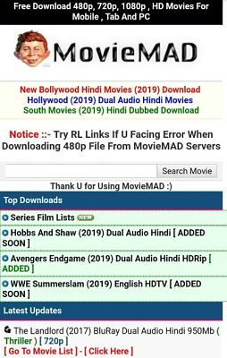 Moviemad Download Tamil Telugu Hindi Movies 2019 Live Pepar Aladdin Full Movie Movies 2019 Hindi Movies