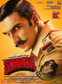 Simmba 2018 Hindi Dvdscr Rip 480p 720p X264 400mb 700mb Download Watch Online Latest Bollywood Movies Bollywood Movies Hd Movies Download
