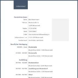 Gut Vorlage Lebenslauf Open Office Elstemplates Co Elstemplates Co Vorlagen Lebenslauf Lebenslauf Lebenslauf Muster