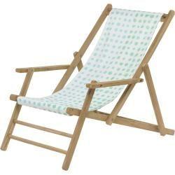 Garden Furniture Wood Maxx Deckchair Deck Chair Designers Guild