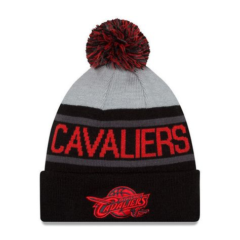 976a1fd26da new era cleveland cavaliers biggest fan redux knit hat beanie- lebron james  from  39.99