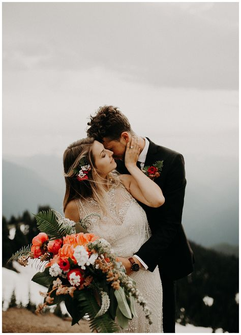 Olympic National Park Wedding Photography Inspiration Jordy B