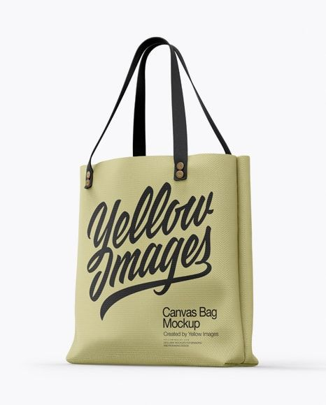 Download Canvas Bag Free Mockup Pixelsdesign Net Bag Mockup Free Mockup Mockup Free Psd