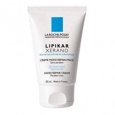 La Roche Possay Lipikar Restorative Hands Cream 50 ml