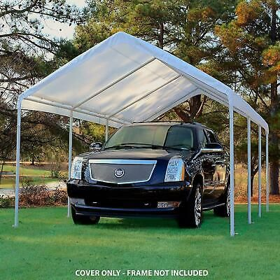 King Canopy 10 X 20 Ft Canopy Replacement Cover White Free Shipping Canopy Cover Replacement Canopy Canopy