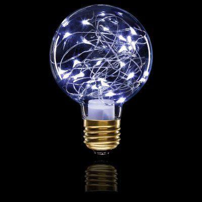 Darice 25 Watt Equivalent E26 Led Light Bulb Wayfair Light Bulb Led Lights Globe Light Bulbs