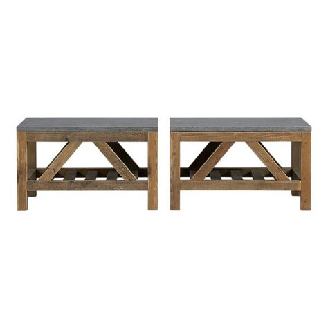 Cb Bluestone Coffee Table With Images Coffee Table Inspiration
