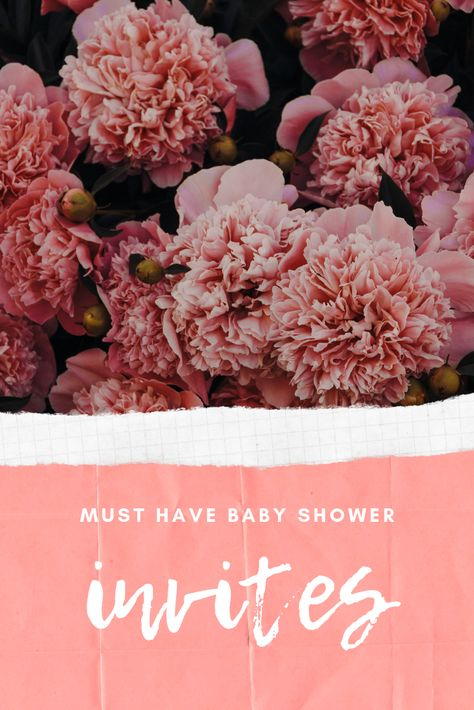 Set the mood for your precious baby girl's shower. Choose one of the stunning iconic baby shower invitations to impress your guests! Elegance without the high price tag!  #babyshower #baby #shower #babygirl #girl #floral #pink #purple #gold #design #babyshowerdesign #babyshowerideas #party #family #love #mother #mom #mommy #daughter #precious #roses #flowers #bloom #newlife #gold #roses #hearts #pink #art #shapes #cactus #polkadots