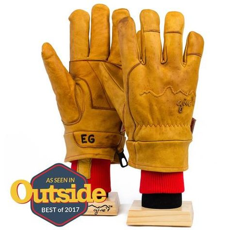 DIRTY RIGGER GLOWMAN GLOVES IDEAL FOR SOUND LIGHT BACKSTAGE THEATRE RIGGING