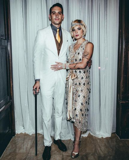 G Eazy Halloween Party 2020 The Best Celeb Halloween Costumes   Celebrity costumes, Gatsby