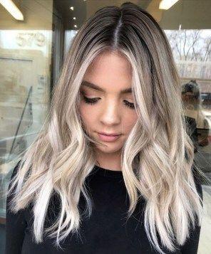 2019 Coolest Hair Color Trendѕ 23 Blonde Hair Looks Baliage