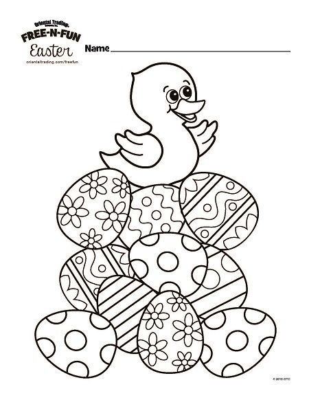 11 Fun Easter Printables Printable Easter Activities Easter Printables Easter Fun