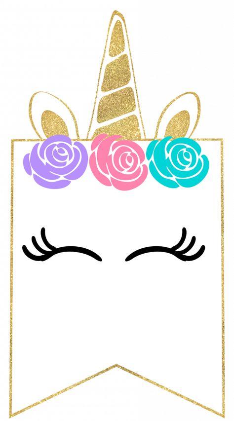 Free Printable Unicorn Decorations Party Banner  Paper Trail Design -  Free Printable Unicorn Decorations Party Banner  Paper Trail Design Best Picture For  office decor  - #Banner #decorparty #Decorations #Design #deskdecor #Free #Paper #Party #Printable #Trail #Unicorn