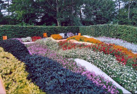 Chaumont Sur Loire Jardin En Boite Jardins Terrasse Loire