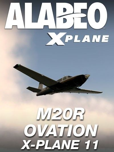 ALABEO : M20R Ovation X-Plane 11 Features Custom sounds