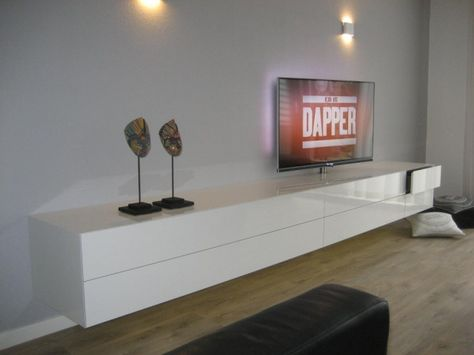 Zwevende Tv Meubel Hoogglans.Collectie Design Meubel Alpha Dressoirs En Tv Meubelen Alpha 320