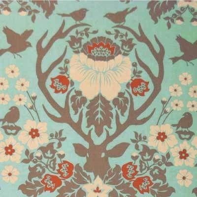 """deer fabric, Joel Dewberry's """"Deer Valley"""""""
