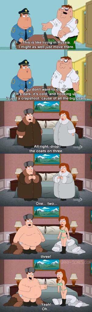 Family Guy Russian Cartoon