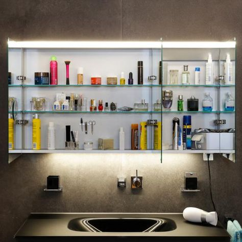 Matedo Next Spsl Spiegelschrank Mit Led Beleuchtung Mit Bildern