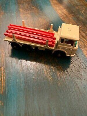 Lesney Matchbox No 58 Girder Truck Ebay In 2020 Matchbox Trucks Sell Car