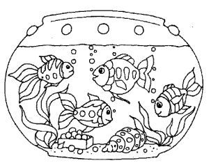 Ausmalbilder Fische Gratis 1050 Malvorlage Fische