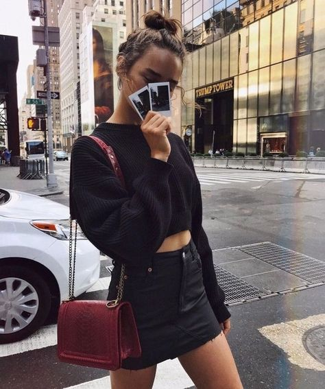 - casual fall outfit, winter outfit, style, outfit inspiration, millennial fashi... - #casual #fall #fashi #inspiration #millennial #outfit #style #Winter