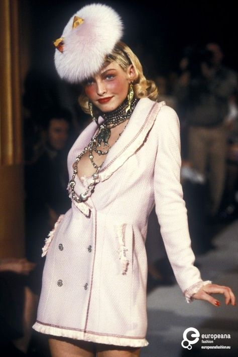 John Galliano for The House of Dior Winter Haute Couture