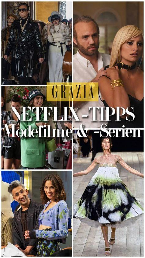 NETFLIX-TIPPS: Modefilme & -Serien