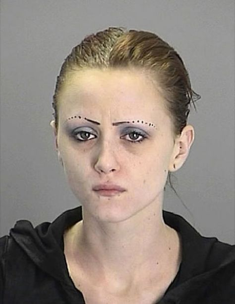 Funny Pictures of Awful, Ugly Eyebrows