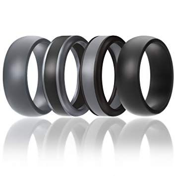 Beautiful Silicone Wedding Rings Uk In 2020 Silicone Wedding Ring Men Mens Rubber Wedding Bands Silicone Wedding Rings