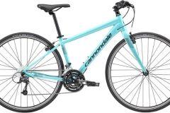 Cannondale Quick 4 Women S Bike Turquoise Black Hybrid Bike Womens Bike Cannondale
