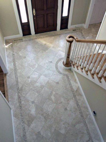 Top 50 Best Entryway Tile Ideas Foyer Designs Entryway Flooring Foyer Flooring Entryway Tile