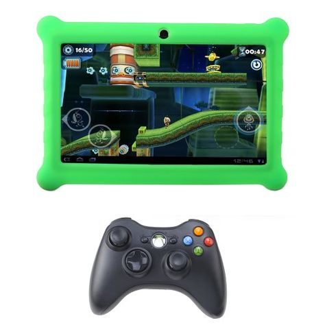 AGPtek® Kids Abot Tablet 7-inch Touch Screen Android 4 1