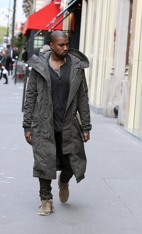 Twitter Kanye West Style Kanye West Outfits Streetwear Mode