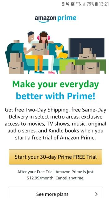 Amazon Offering A Monthly Prime Plan For 8 99 Music Streaming Video Services How To Plan