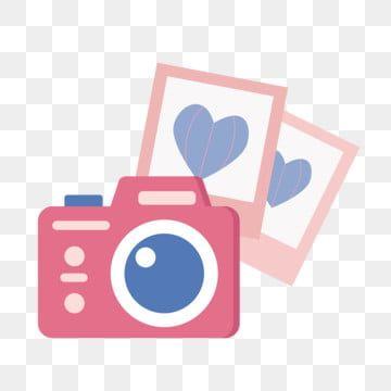 Creative Cartoon Hand Painted Hand Painted Camera Logo Camera Cartoon Camera Art