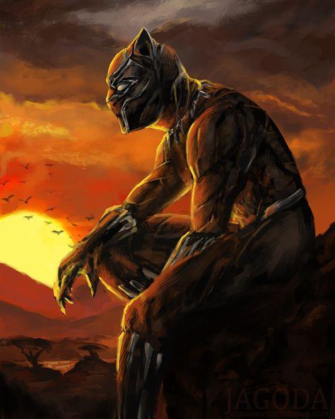 Black Panther, Jakub Jagoda