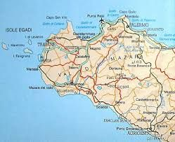 Kort Over Oen Sicilien Google Sogning Sicilien Kort