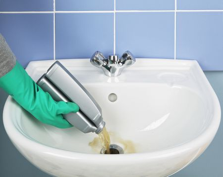 Unclog Your Sink Drain With Hot Water A Plunger Or A Snake Bathroom Sink Drain Clogged Sink Bathroom Bathroom Sink