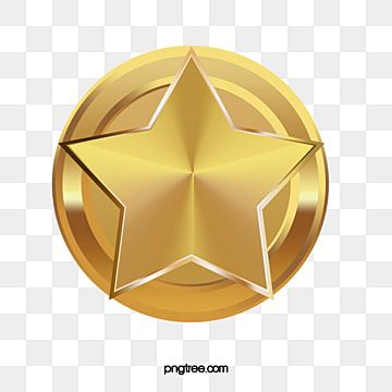 Golden Star Badge Star Clipart Golden Star Air Badge Png Transparent Clipart Image And Psd File For Free Download In 2020 Star Clipart Star Badge Golden Star