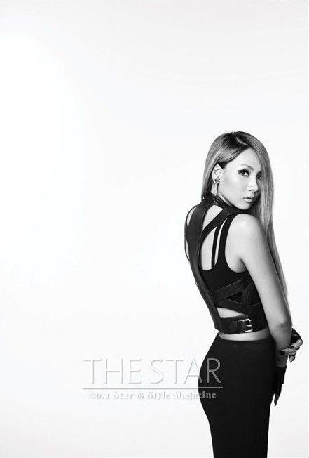 Foto CL 2NE1 di Majalah The Star Edisi Juli 2013 (With