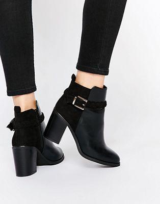 Discover Fashion Online (avec images) | Bottes talon noir