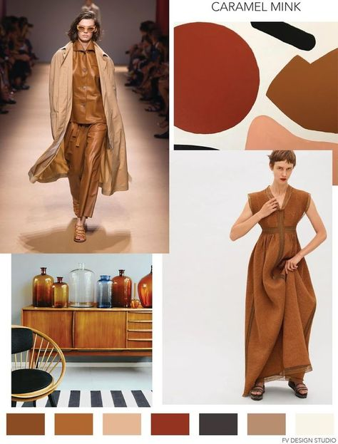 FV TREND X COLOR | CARAMEL MINK - FW 2019 - 2020 (FASHION VIGNETTE)
