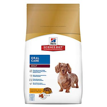 Hill S Science Diet Oral Care Adult Dog Food Dog Dry Food