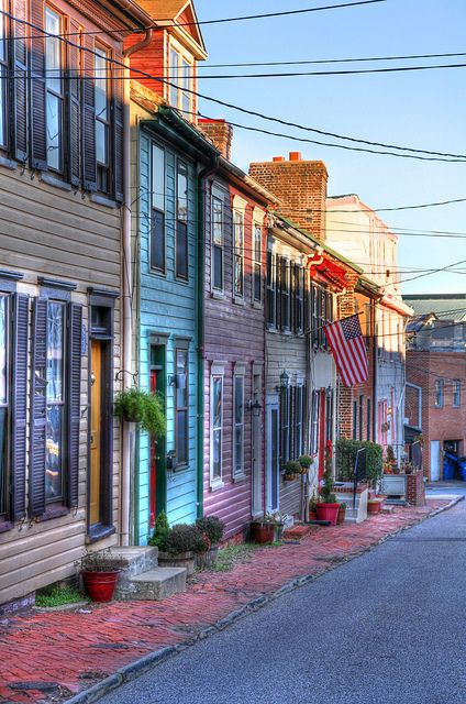 Cornhill Street - Annapolis, Maryland   Flickr - Photo Sharing!