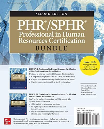 Download Pdf Phrsphr Professional In Human Resources Certification Allinone Exam Guide Second Edition Free Epub Mobi Ebooks Exam Guide Human Resources Exam