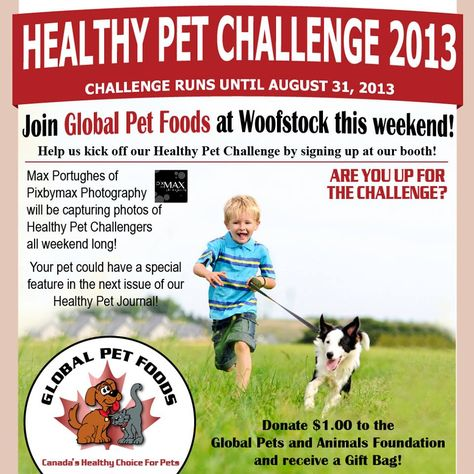 Global Pet Foods Enjoys Interacting With Our Customers And Their