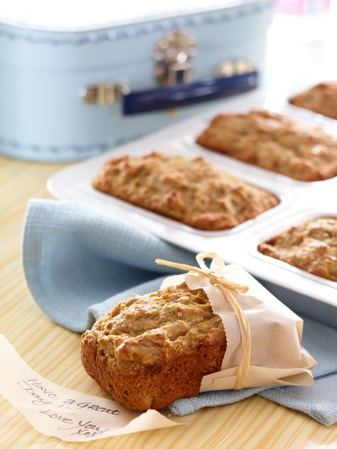 Avocado Banana Bread - Very good!  Dense and moist.  Make sure to puree the avocado really well.  Would like to find an alternative to so much baking powder which takes the sodium content way up.