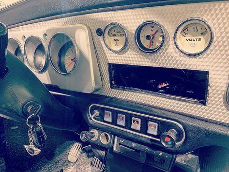Classic Mini Tapa De Arranque Piel Aluminio-BMH MK1 MK2 1959-1967 Nuevo Moss Europa